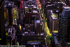 Dynamo City! (Raphael de Kadt) Tags: dynamism motion megalopolis johannesburg gauteng night busy lights