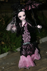IMG_9813 (Cleo6666) Tags: draculaura collector draculaurasweet1600collectordoll monster high monsterhigh mattel deluxe deluxeedition