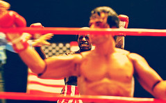 Rocky (RK*Pictures) Tags: rocky balboa 1976 philadelphia rockybalboa theitalianstallion boxer boxing starsandstripes heavyweight worldheavyweightchampionship champion champ championship sly apollo apollocreed carlweathers creed neca action blood sweat actionfigure toy diorama johngavildsen sportsmovie paulie adrian mickey love americandream billconti gothedistance gonnaflynow bell finalround workingclass drama mickeygoldmill burtyoung sylvesterstallone stallone burgessmeredith taliashire debtcollector slums academyaward bestpicture oscar nationalfilmregistry italianneighborhood unitedstatesbicentennial gazzo tonyburton tonydukeevers trainer manager boxinggloves boxingring mouthpiece towel cut tears opponent loveinterest boxingmatch southpaw lefthanded promoter rockysteps sequels norematch bum