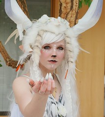 2016-03-18 S9 JB 95915##coht20s20 (cosplay shooter) Tags: emi faun cosplay cosplayer anime manga comic comics lbm leipzig leipzigerbuchmesse roleplay rollenspiel 2016015 2016223 x201609 100z 200z