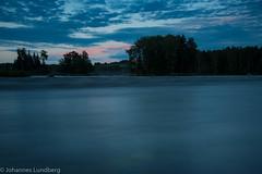 Dallven (JohannesLundberg) Tags: location water dallven frnebofjrdensnationalpark leefilter sevedskvarn littlestoppernd6 scandinavia europe evening sweden skandinavien gvleborgsln se