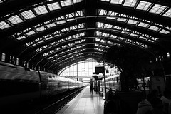 Lille Flandres (grannie annie taggs) Tags: station metropolis lille france