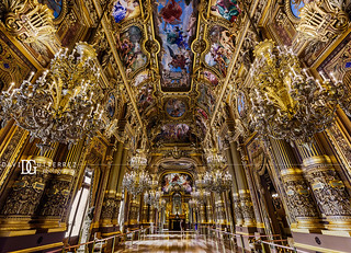 Palais Garnier - Paris Opera House, Paris, France