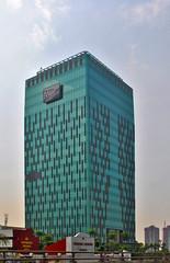 Gedung Gudang Garam (BxHxTxCx (more stuff, open the album)) Tags: jakarta gedung building office kantor architecture arsitektur