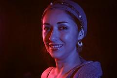 Alejandra (Alephito74) Tags: pocketwizard nikon strobist 50mm portrait