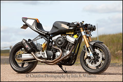 Andy's Fighter (sublevel3) Tags: magazine scotland published glasgow harley motorbike harleydavidson motorcycle biker custom sportster streetfighter streetfighters carbonfibre ohlins dymag 5dmkii