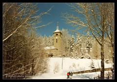 Sanktuarium na Górce (AndrettiPL) Tags: poland zima góry kościół architektura szczyrk krajobraz śląskie koció lskie