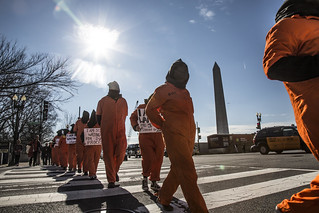 Witness Against Torture: Washington Monument