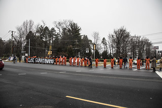 Witness Against Torture: Blocking the Entrance to the CIA