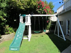 IMG_1287 (Swing Set Solutions) Tags: set play swings vinyl slide structure swing solutions playset polyvinyl