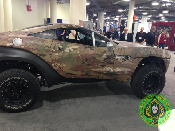 ITS Tactical SHOT Show 2013: Day 4 Live Coverage 024