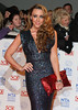 The National Television Awards (NTA's) 2013 held at the O2 arena - Arrivals Featuring: Michelle Heaton