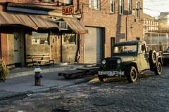 Sunny's (DeShaun Craddock) Tags: nyc newyorkcity newyork film brooklyn landscape analogphotography nikonfe2 filmphotography fuji400h