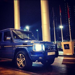 The Address (saleh4snk) Tags: 6x6 sports mercedes benz dubai g class 63 saudi arabia 500 55 suv address g55 65 amg 2012 550 the 2014 showcar g500 2011 g550 2013 g65 g63