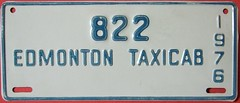 EDMONTON, ALBERTA 1976 ---TAXICAB LICENSE (woody1778a) Tags: world auto canada cars car sign vintage edmonton photos taxi tag woody plate tags licenseplate collection number photographs alberta license plates foreign 1976 numberplate licenseplates numberplates licenses cartag carplate carplates autotags cartags autotag foreigns pl8s worldplates worldplate foreignplates platetag