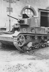 Panzerkampfwagen 7TP 731(p) (Krueger Waffen) Tags: war tank wwii captured armor armour armored waffenss tanks panzer secondworldwar afv worldwartwo armoredvehicle armoured armoredcar wehrmacht pzkpfw panzerkampfwagen polisharmor beutepanzer capturedtank secondworldwartanks worldwartwotanks tanksofthesecondworldwar panzerkampfwagen7tp731p