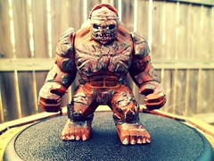 Gears of War: Berserker (Grant Me Your Bacon!) Tags: war lego locust custom gears cog berserker