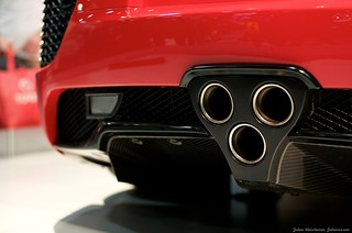 2013 Washington Auto Show - Lower Concourse - Lexus 4 by Judson Weinsheimer
