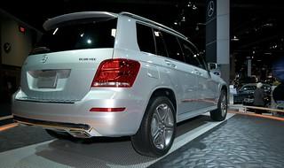 2013 Washington Auto Show - Lower Concourse - Mercedes-Benz 8 by Judson Weinsheimer
