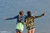 Life! (DiegoMolano) Tags: girls lake water lago libertad freedom agua nikon women teenagers teen dos niñas mujeres orilla calima cruzadas deespaldas lagocalima ltytrx5 ltytr1 cruzadasgold d3100 cruzadasi