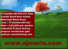 NA free hold land plot for sale (aqueelmomin) Tags: india industrial factory forsale realestate shed property storage warehouse commercial buy lands thane mumbai residential properties plots wada bhiwandi godowns factoryshed wwwajmeriacom propertyinbhiwandi mumbaisearchpropertiesinbhiwandi landportfolio