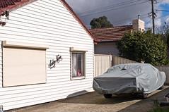 Maribyrnong (Westographer) Tags: house home suburbia australia melbourne covered frontyard westernsuburbs maribyrnong