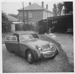 VEA617 (hargreaves.david) Tags: bristol sprite frog concorde 1960s austinhealey barnwell filton