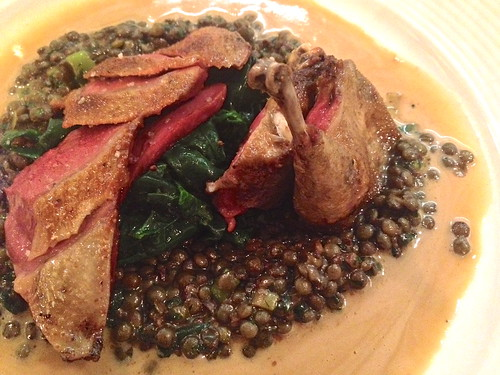 how to cook french lentils
