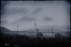 Neu a Barcelona - 01 (Modest Minguella (On/Off)) Tags: barcelona snow nieve tibidabo neu collserola canoneos500d mygearandme tamronsp70300mm rememberthatmomentlevel1