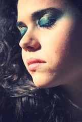eye (Caterina Andrei) Tags: light color eye occhi colori luce capelli