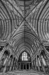 St. Agnes, Detroit, MI (Timothy Neesam (GumshoePhotos)) Tags: urban heritage church saint parish architecture detroit sigma wideangle agnes martyrs exploration hdr 1224 stagnes urbex photomatix