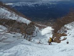 Scialpinismo Majella - Rava Pisciarello