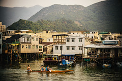 Tai O Village-3 (candersonclick) Tags: china vacation hongkong asia honeymoon lily streetphotography kowloon fishingvillage 2012 lantauisland lantau taio nikond600 tankavillage