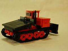 -55 (Patrick_Taylor) Tags: tractor logging soviet skidder 55