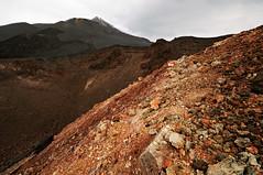 Mountain of fire - Etna - Sicily (PascalBo) Tags: italy mountain nature montagne landscape outdoors volcano nikon europe italia sicily paysage etna italie sicilia volcan d300 sicile pascalboegli