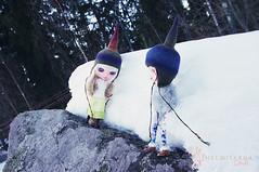 Traveling elves
