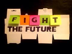 Fight the future (alshepmcr) Tags: art design fight stencil graphic cardboard future homless
