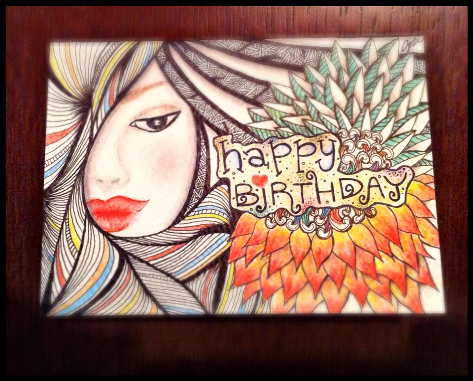 The world's best photos of birthday and zentangle flickr hive mind