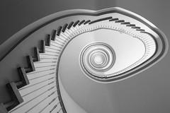 spir@l (Blende1.8) Tags: eye stairs spiral nikon steps treppe step staircase auge stufen stufe treppenhaus treppenauge d700 artlegacy bwclassic bestcapturesaoi nikonflickrawardplatinum treppenschnecke photographyforrecreation photographyforrecreationeliteclub vigilantphotographersunite vpu2 vpu3 vpu4 vpu5 vpu6 vpu7