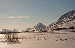 Winterlight. (joningic) Tags: winter sky mountain snow mountains ice nature iceland shadows hrgrdalur hrgrsveit