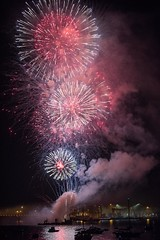 20160701_0368_1 (Bruce McPherson) Tags: brucemcphersonphotography canadaday canadadayfireworks fireworks stanleypark coalharbour vancouverharbour dusk night lowlight outdoor summer mixedweather vancouver bc canada