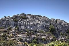 torcal (amian84) Tags: canon eos1200d antequera andalucia malaga paisaje landscape rocks piedras rocas torcal montaa mountain airelibre ladera colina roca