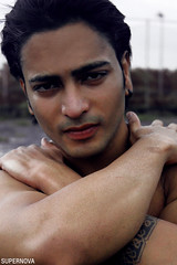 Prafull (Supernova Manila) Tags: male indian indianmalemodel bollywood bollywoodactor hindi asianmalemodel asian hunk muscles modelo modeling desi punjabi
