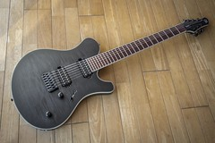 Mayones Legend 7 (fincvs) Tags: mayones legend flame maple rosewood bare knuckle pickups juggernaut guitar extended range