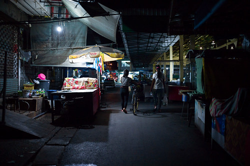 Midnight in Hua-Hin