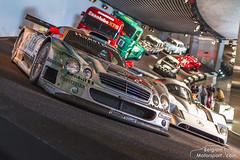 1997 Mercedes-Benz CLK GTR, Sauber Mercedes-Benz C11 (belgian.motorsport) Tags: mercedes benz museum stuttgart 2016 1997 mercedesbenz clk gtr sauber c11