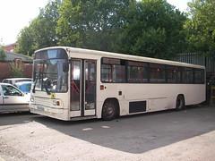 P868GND (preselected) Tags: bus coach volvo b10m alexander ps mccolls swift barrhead