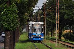 Konstal 105NaWr #2448+2447 MPK Wrocaw (3x105Na) Tags: konstal 105nawr 24482447 mpk wrocaw mpkwrocaw polska poland polen tram tramwaj strassenbahn