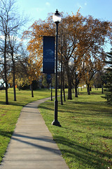 DSU Path (cherieroshau) Tags: places visit october 2014 dickinson cherieroshau