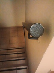 Way down has support too (gustavosarapura) Tags: stairs waydown down way escalera support apoyo filter filtro
